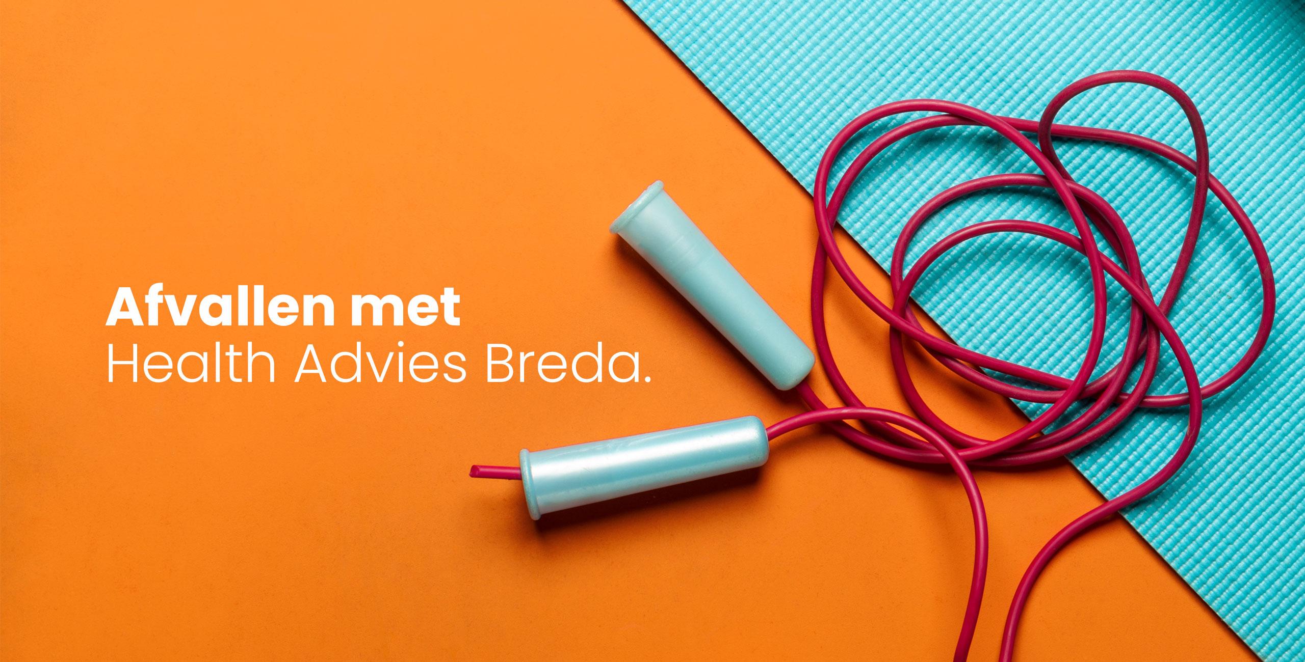 Afvallen met Health Advies Breda