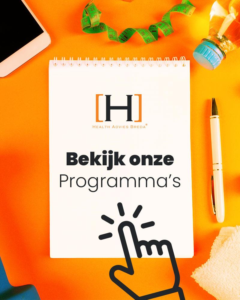 Bekijk onze programma's